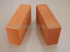 Diatomite insulating brick
