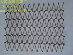 金属不锈钢输送带