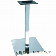 方形不鏽鋼底盤台腳