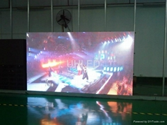 UH Indoor slim LED display P6
