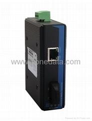 10/100M Industrial Ethernet Media Converter