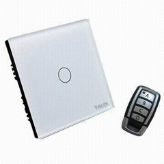 Diamond Black Remote Control Switch