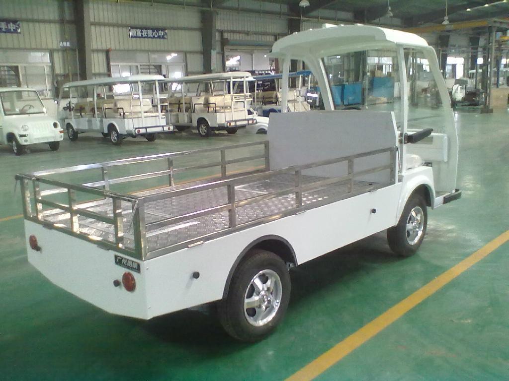 LQF090載貨車 3