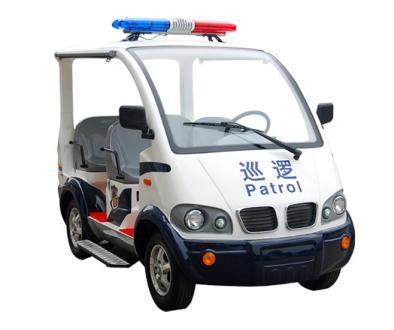 巡逻车 1