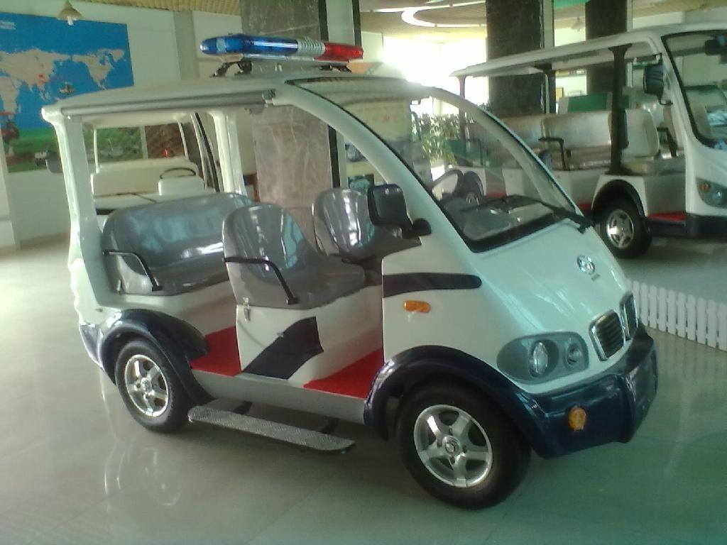 巡逻车 5