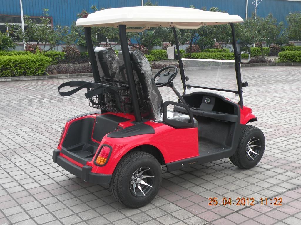 高尔夫球车 2