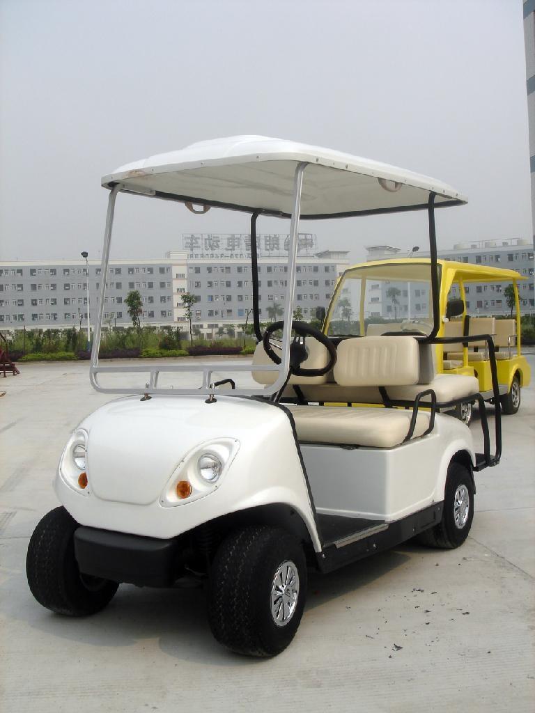 高尔夫球车 5