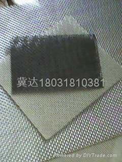 304材质斜织不锈钢席型网 2