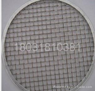 安平不锈钢304材质药筛网 1