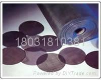 安平不锈钢304材质药筛网 5