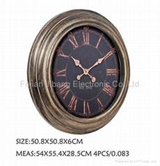 decorative wall clock morden design