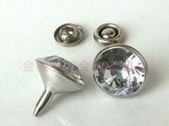 一枝花鑽石釘