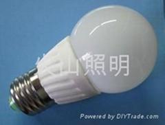3瓦LED球泡燈