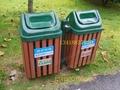 海南塑木花箱