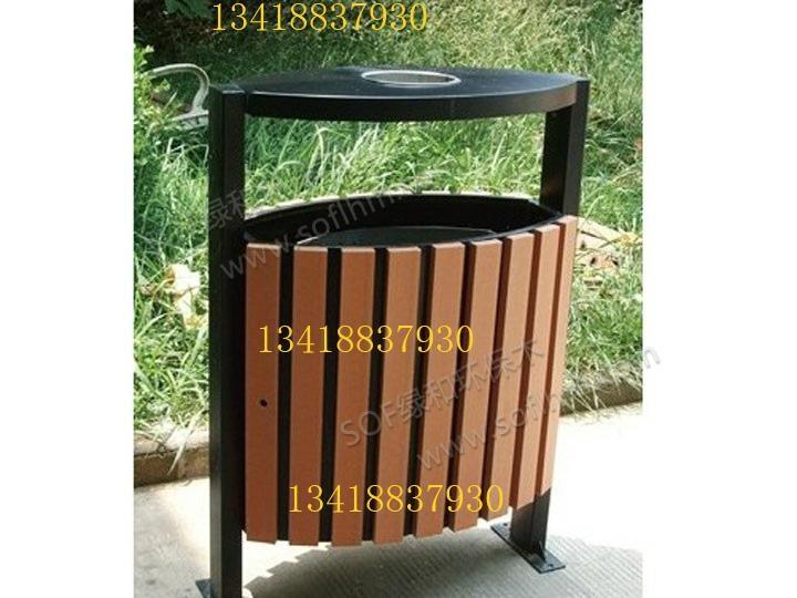 海南塑木花箱 2