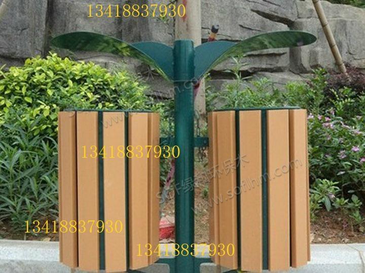 海南塑木花箱 3