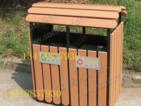 海南塑木花箱 5