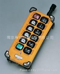 台湾禹鼎行车遥控器F23-BB 1