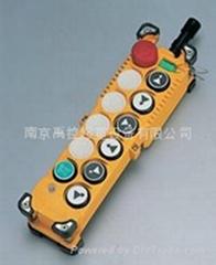 台湾禹鼎起重机遥控器F23-C