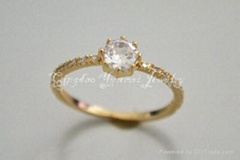 Wholesale Ring Wedding Gift Wife Present
