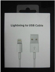 Lightning 8pin USB 2.0 Charging Sync Cable For iPhone 5 itouch mini ipad