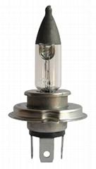 Bright and NEW brand H4 Halogen Auto head Lamp
