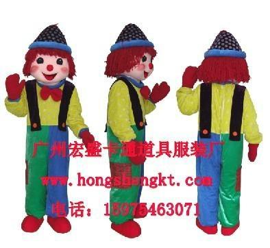 人物服装小丑 1