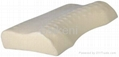 massage and comfortable memory foam pillow 1