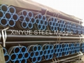 Carbon ERW Steel Pipe, Schedule 40