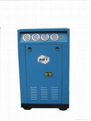 Small  CNG compressor MF3 for home filling