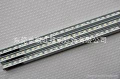 3528 72珠貼片硬條燈