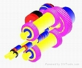 High Torque Twin Screw Extruder