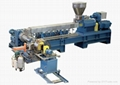Dual Stage Extrusion Line