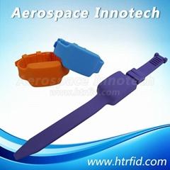 SAAT-T531  Active Wristband RFID Tag