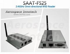 Mini Mobile size Active Omni-directional RFID Reader SAA-F525