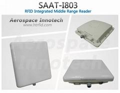 IIndustrial Rugged middle range UHF Integrated Reader SAAT-I803
