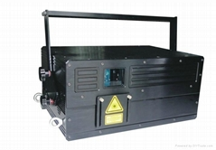 Saturn RGB 4300MW laser system