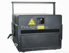 High power RGB laser light 5W for show stage laser light