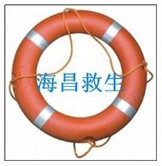 船用橡塑救生圈