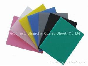 Polycarbonate embossed sheet 4