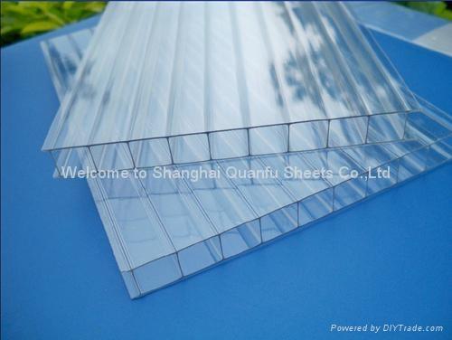 Polycarbonate Twin-Wall Sheet 2