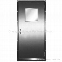 Soundproof Steel Door