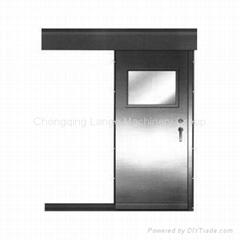 Sliding Gastight Door