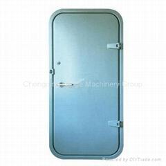 Gastight Door