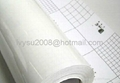 Cold lamination film with glossy and