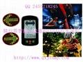 创意无线遥控LED自行车感应尾灯 3