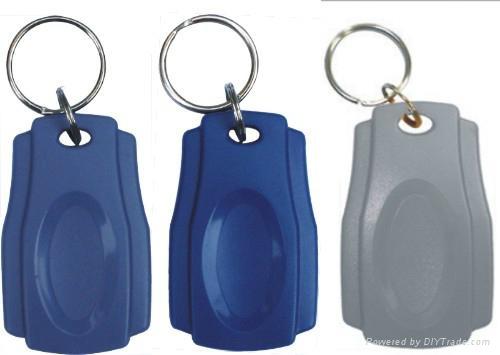 感应钥匙扣卡制作,生产钥匙扣卡厂家 2