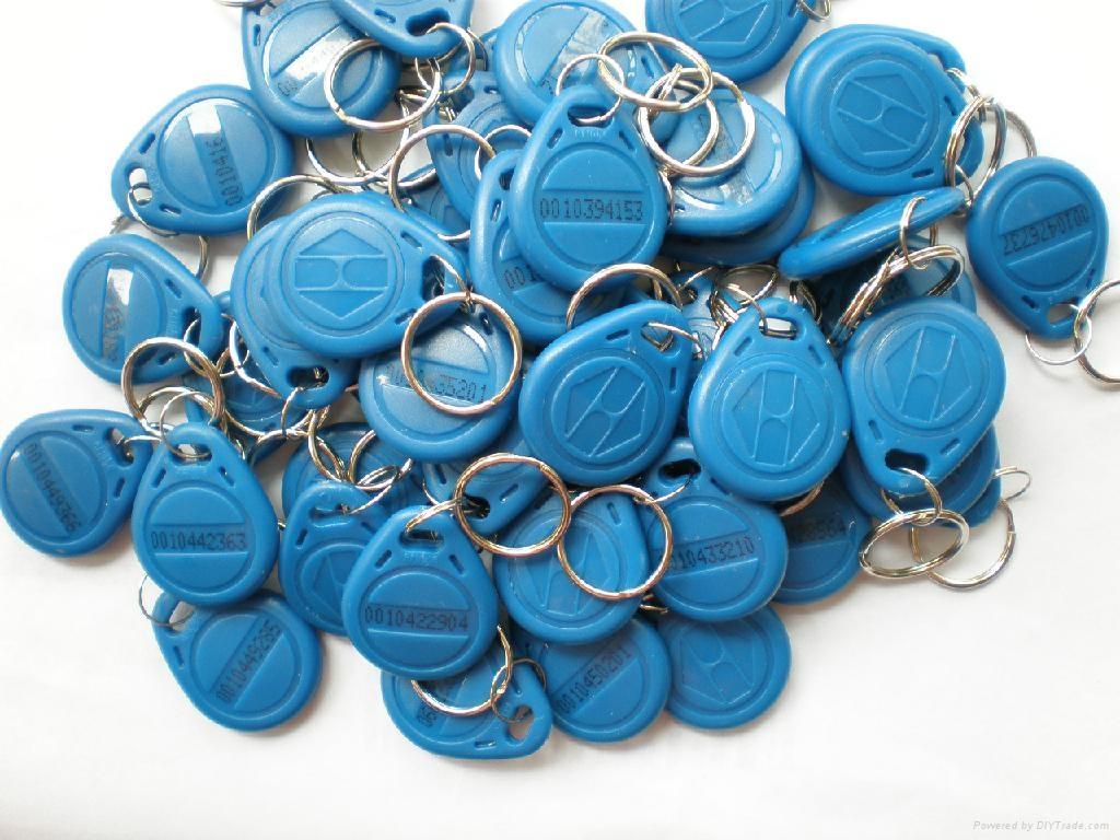 感应钥匙扣卡制作,生产钥匙扣卡厂家 5