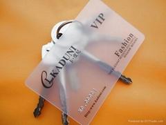 PVC透明卡