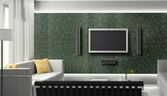 vermiculite wallpaper